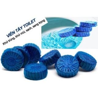 [RẺ VÔ ĐỊCH] - Gói viên tẩy và khử mùi bồn cầu siêu sạch - Gói viên vệ sinh và khử mùi bồn cầu - sản phẩm vệ sinh nhà cửa an toàn không độc hại - viên tẩy nhà vệ sinh sạch thơm thumbnail