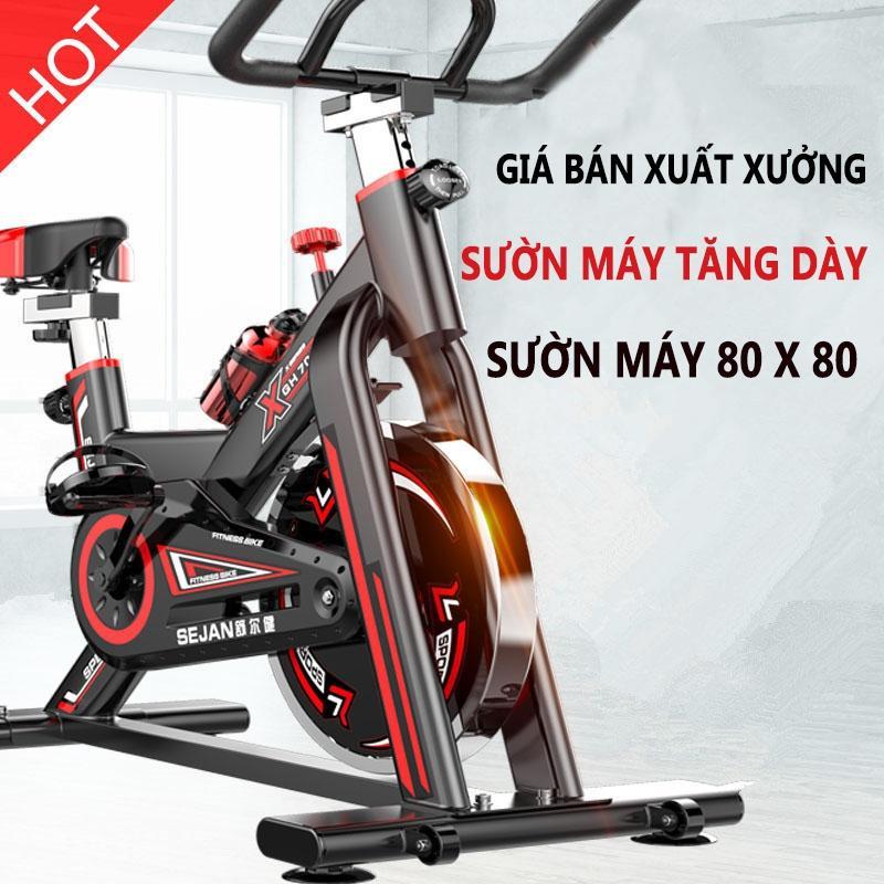 Bảng giá Máy đạp xe thể dục trong nhà.Máy đạp xe giảm cân, giảm mỡ đa chức năng phù hợp với mọi đối tượng trong gia đình gia đình