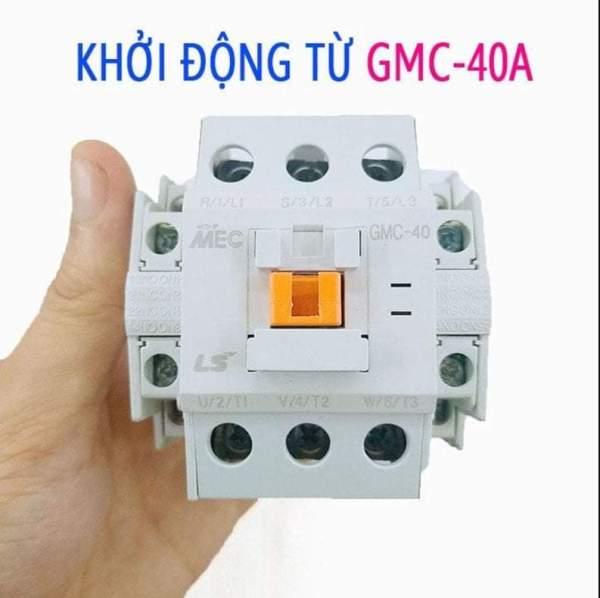 bộ  điều khiển từ  40a + khởi từ 40a điện 220v đấu sẵn