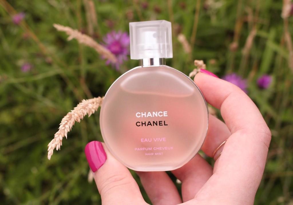Nước Hoa Xịt Tóc Chanel Chance Eau Vive Hair Mist 35ml