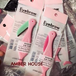 Dao cạo lông mày My Beauty Tool Eyebrowm Razor cam kết sản phẩm tốt sản xuất theo công nghệ hiện đại thành phần lành tính và an toàn cho người sử dụng thumbnail