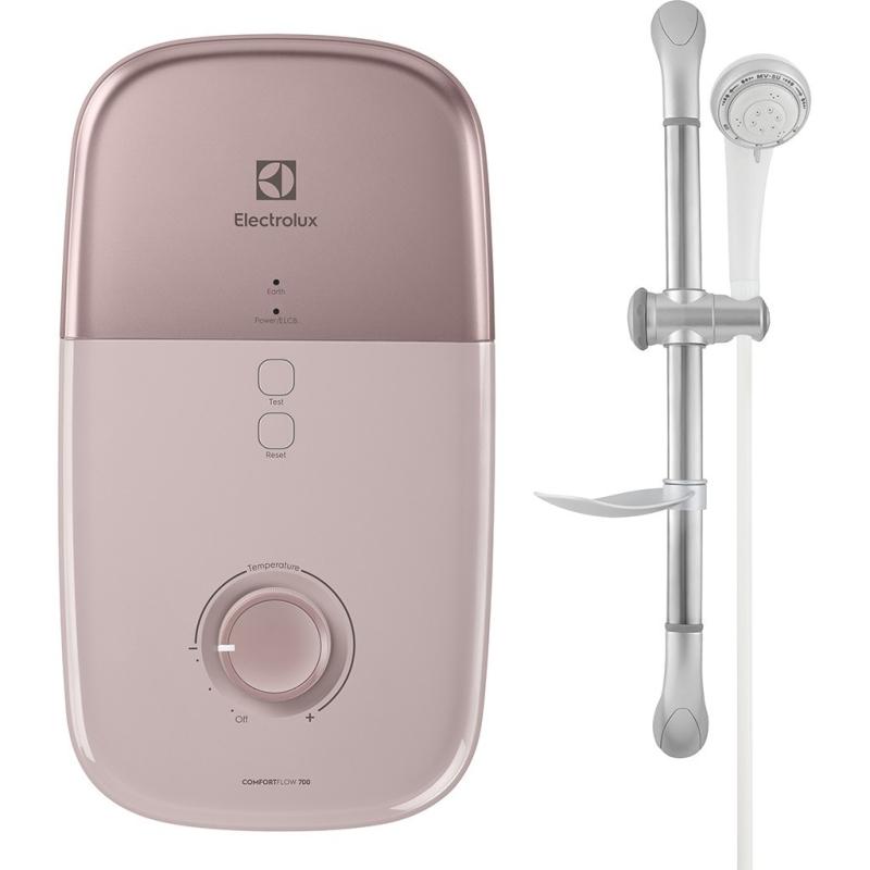 Bảng giá Máy nước nóng Electrolux EWE451LB-DPX2 - Công suất 4500W, Làm nóng trực tiếp, Nhiệt độ tối đa 55 độ C