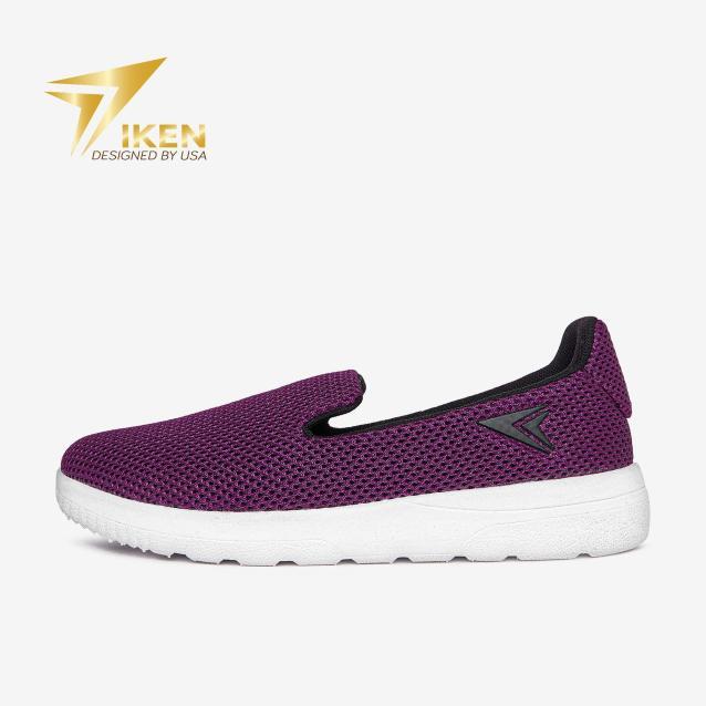 Giày Lười Nữ Iken - Tím Hồng giá rẻ