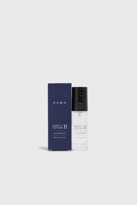 Nước hoa Zara Night Pour Homme // II 12 ml cao cấp