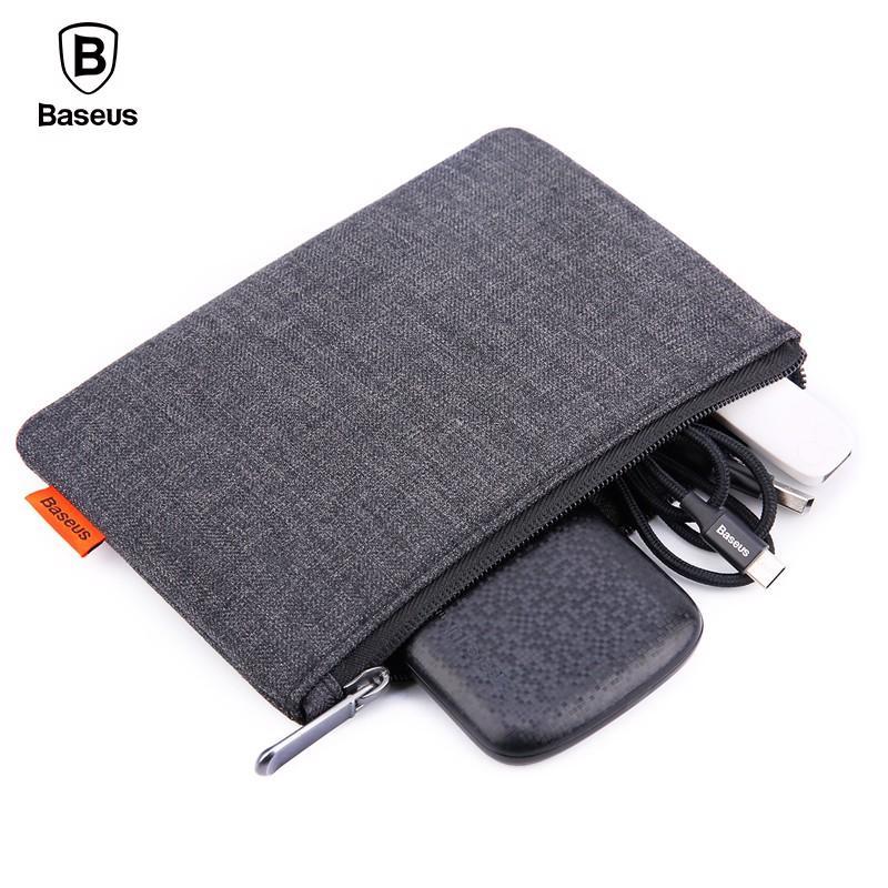 Túi đựng điện thoại và phụ kiện chống thấm nước nhỏ gọn Baseus Simple Storage Package - Phân phối bởi...