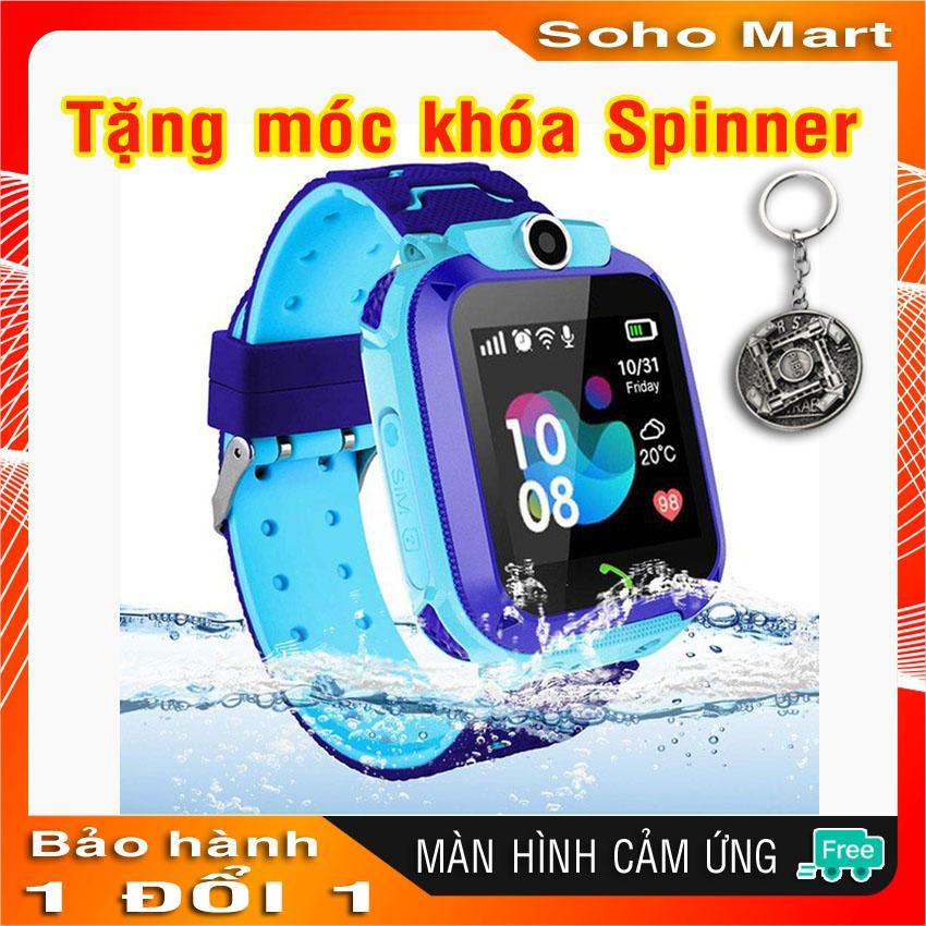 Nơi bán Đồng hồ định vị trẻ em A28, màn hình cảm ứng, Đồng hồ chống bắt cóc trẻ em a28 chống nước chuẩn IP67, tự động thiết lập vùng an toàn, đồng hồ giám sát trẻ cảnh báo sự cố với SOS nút cứng, đồng hồ theo dõi từng bư