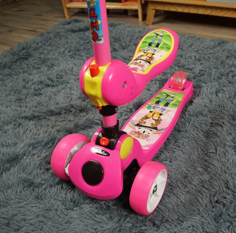 Mua Xe Trượt Scooter Cao Cấp M4-7 - Dành cho bé từ 3 đến 9 tuổi