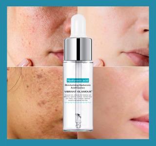 VIBRANT GLAMOUR Tinh chất dưỡng ẩm da trắng da se khít lỗ chân lông chống lão hóa ngừa nếp nhăn Skin Care Moisturizing Serum Anti-aging thumbnail