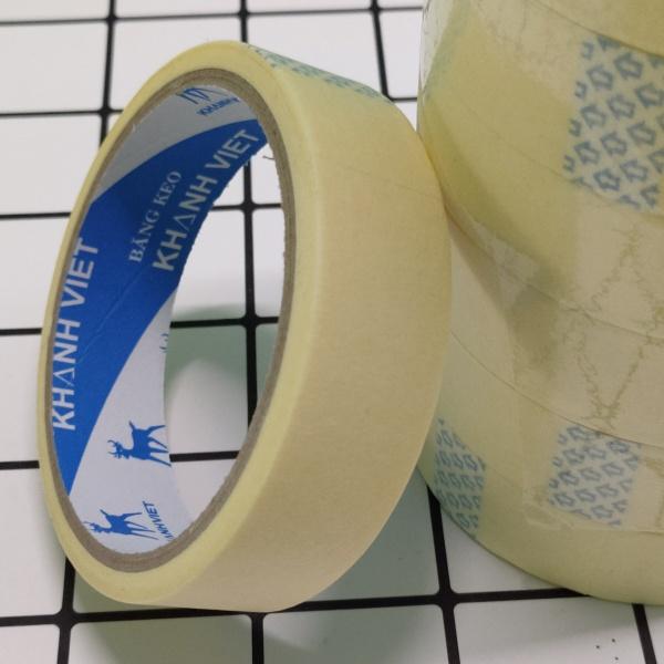 Mua Combo 2 cuồn keo giấy 24mm