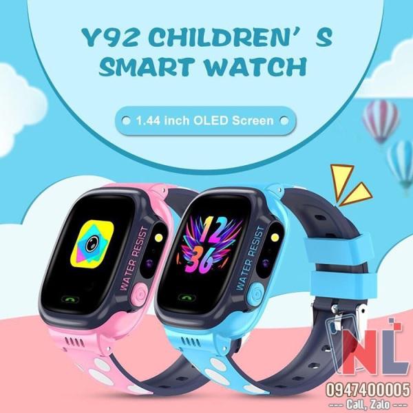 Đồng Hồ Smart Watch Y92 bán chạy
