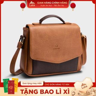 Túi đeo chéo thời trang nữ YUUMY YN31 thiết kế tối ưu ngăn đựng giúp nàng thoải mái trong các buổi tiệc, vui chơi thumbnail