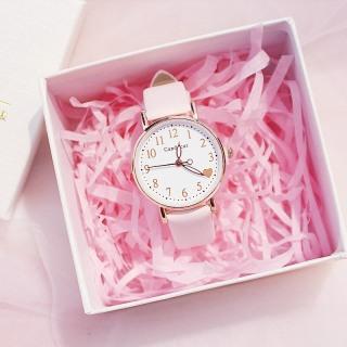 (Tặng kèm hộp + pin) Đồng hồ thời trang nữ Candycat Ct4 trái tim 4 mặt tròn dây da siêu đẹp gg5c thumbnail