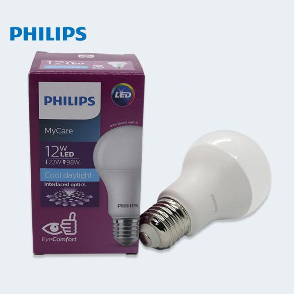 Bóng LED bulb Mycare 12W Philips