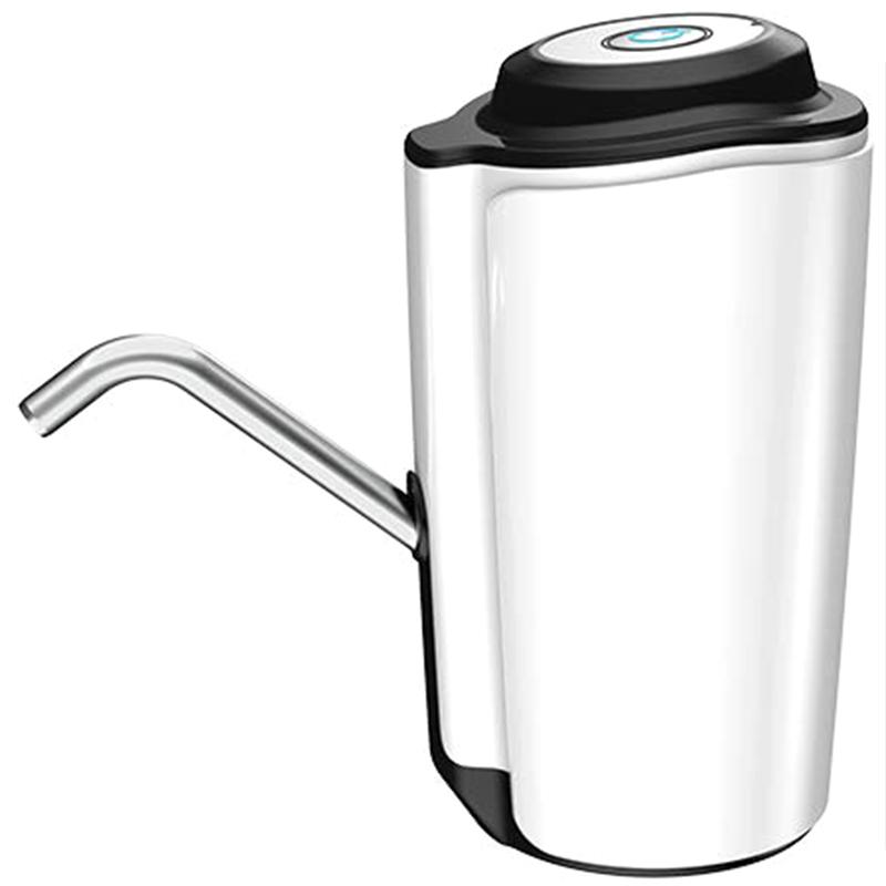 Bảng giá Water Bottle Pump Portable Water Dispenser Electric Water Jug Pump with USB Charging for 2-5 Gallon Bottle in Kitchen/Home/Office Using Điện máy Pico