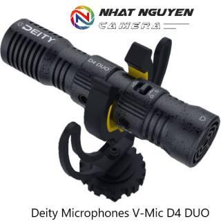 Mic Deity VMic D4 DUO - Micro Deity V-Mic D4 DUO - Bảo hành 12 tháng