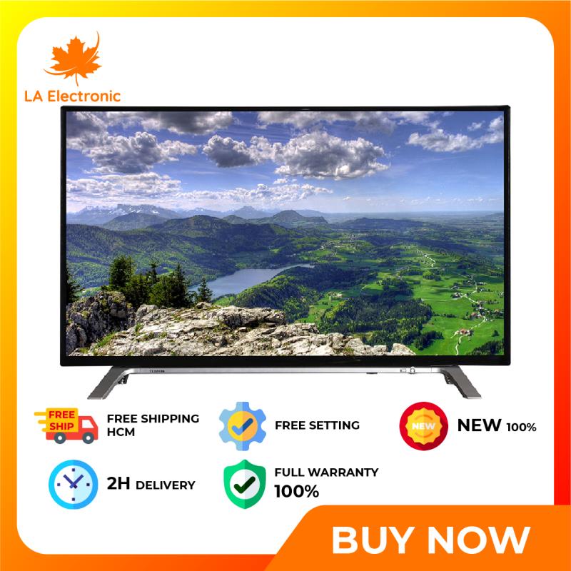Bảng giá Trả Góp 0% - Smart Tivi Toshiba 49 inch 49L5650 - Miễn phí vận chuyển HCM