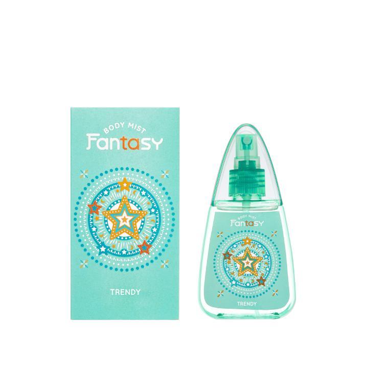 Nước hoa toàn thân Fantasy - Trendy 60ml chính hãng