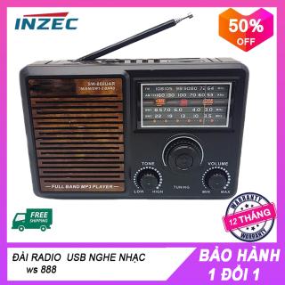 ( Hàng Bãi Nhật -Chuẩn JAPAN Giảm 50%) ài Radio Sony Nhật Hàng Bãi Chuyên dụng ỌC THẺ Nhớ, USB MP3 SONY SW-888UAR SW-999UAR Loa ài FM Nghe Nhac Chất Lượng Cao ài FM SW-999 UAR Nghe uợc Nhiều Kênh Độ Nhạy Cao , Bắt Sóng Tốt , Hàng Nhập Khẩu, BH 12 Th thumbnail