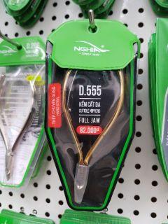 KỀM NGHĨA , kềm cắt móng , KỀM CẮT DA thương hiệu NGHĨA , kềm cắt da chuyên nghiệp , sản phẩm làm quà tặng ý nghĩa cho phái nữ thumbnail