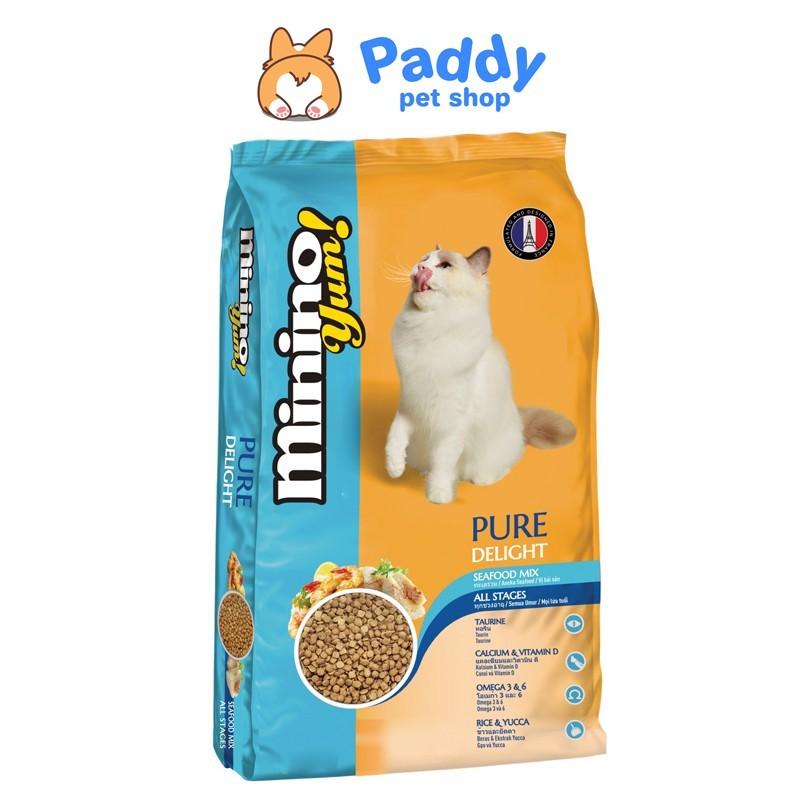 [1.5kg] Thức ăn Hạt cho Mèo MININO YUM