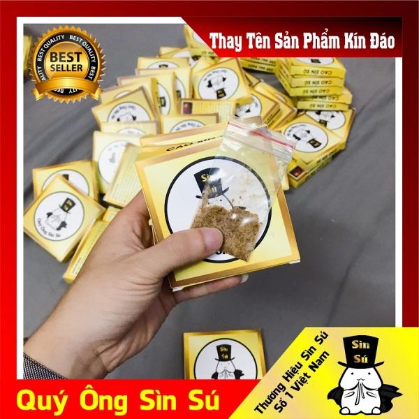 Cao Sìn Sú - Quý Ông Sìn Sú - Hộp Hạng Sang Gói 0,5g