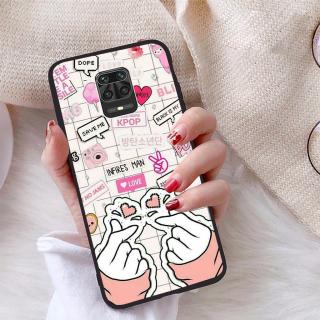 Ốp lưng Xiaomi Redmi Note 9S viền dẻo TPU BST Phong cách tự do thumbnail
