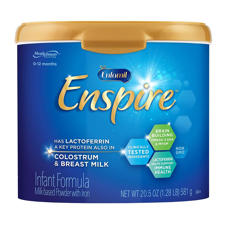 Sữa Enfamil Enspire Infant Formula Non GMO 581g của Mỹ...