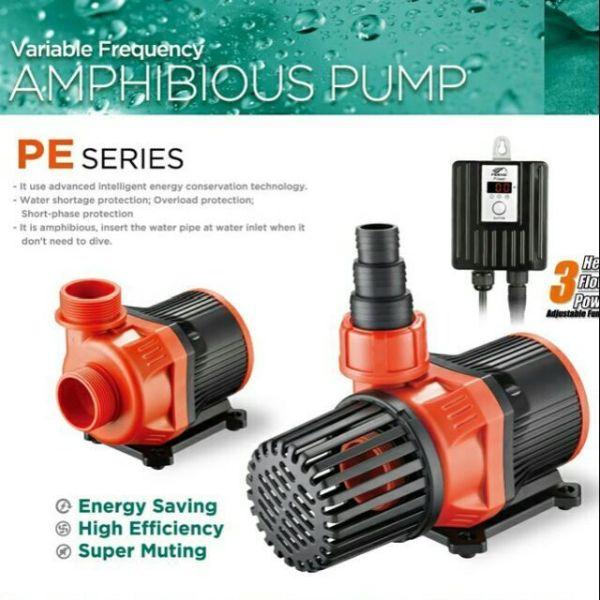 [Khuyến mại 3 ngày] Máy bơm hồ Koi Periha Periha PB 16000 siêu tiết kiệm điện - Tặng kèm đầu chia ống các cỡ [Bảo hành dài hạn]