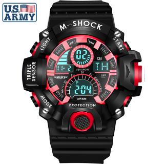 Đồng hồ Nam ARMY USA Chống Nước Siêu Bền - Thương Hiệu Cao Cấp từ Mỹ thumbnail