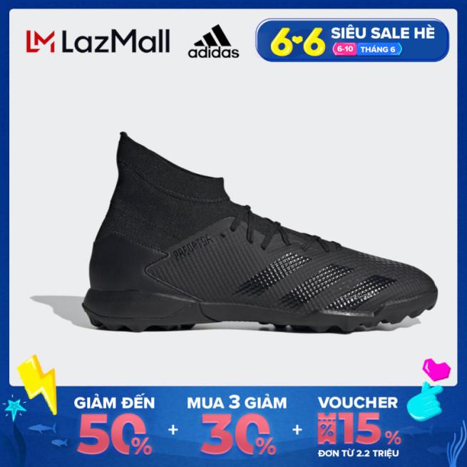 adidas FOOTBALL/SOCCER Giày bóng đá Predator 20.3 Turf Nam Màu đen EE9577 giá rẻ