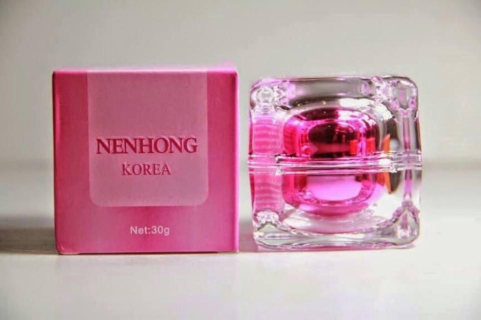 Kem làm hồng nhũ hoa, hồng môi và vùng kín NENHONG Hàn Quốc nhập khẩu
