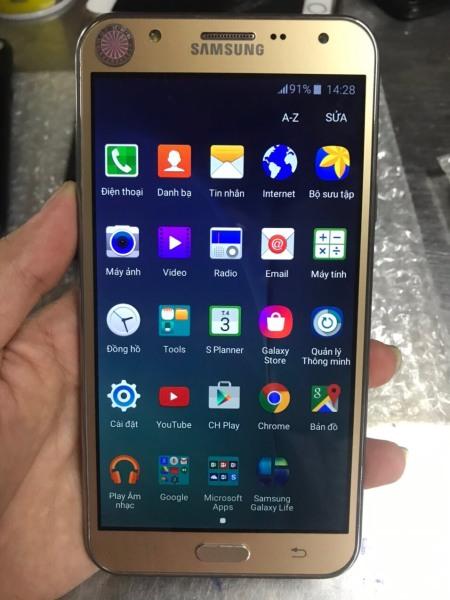 điện thoại samsung j700 chính hãng