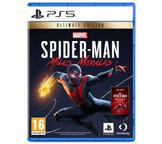 [ HÀNG CHÍNH HÃNG ] ĐĨA GAME PS5 Spider Man Miles Morales Độ tuổi 13+ - Thể loại phiêu lưu hành động - Số người chơi 1 người - Bao gồm DLC The City That Never Sleeps, 3 chap Story mới - Ngôn ngữ tiếng Anh thumbnail
