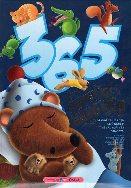 nguyetlinhbook - 365 chuyện kể hằng đêm
