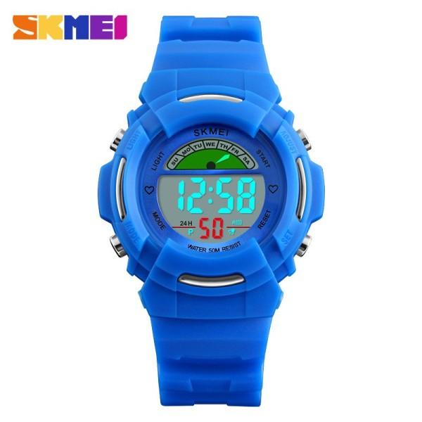 Nơi bán Đồng hồ điện tử cho bé Skmei DBT532 dây cao su cao cấp