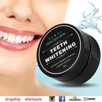 Bột than hoạt tính trắng răng trắng ngay từ lần sử dụng đầu tiên