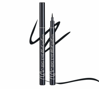 Eyeliner is not easy to fade Beginner liquid eyeliner pen Cool black eyeliner DCH378 thumbnail