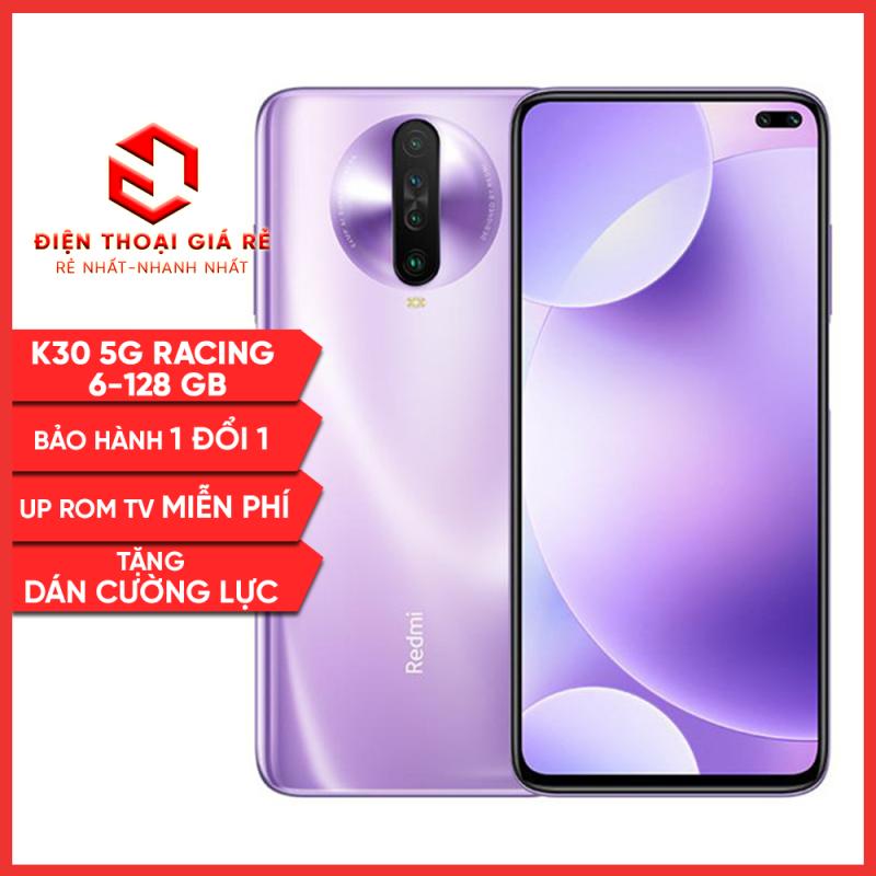 Điện thoại XIAOMI REDMI K30 5G Racing Edition - RAM 6-128GB -[Giá rẻ, Bảo hành 3 tháng1 đổi 1 - Tặng dán cường lực]