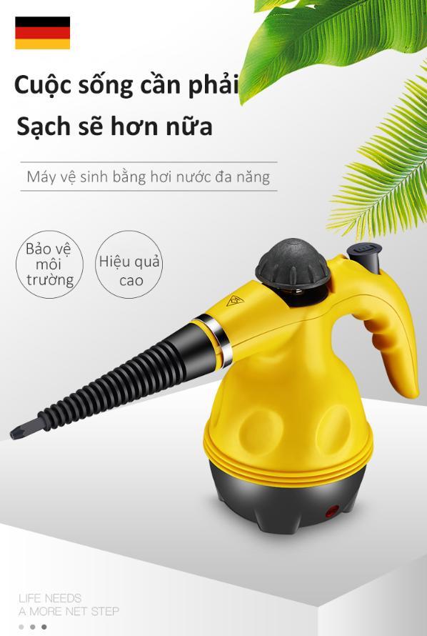 Phụ Kiện Thuận Lợi - Máy vệ sinh nhà bếp đa năng, máy vệ sinh bằng hơi nước áp với lực nhiệt độ cao
