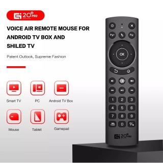 Chuột Bay mic voice g20s pro voice có điều khiển giọng nói và chuột bay đèn nền thumbnail