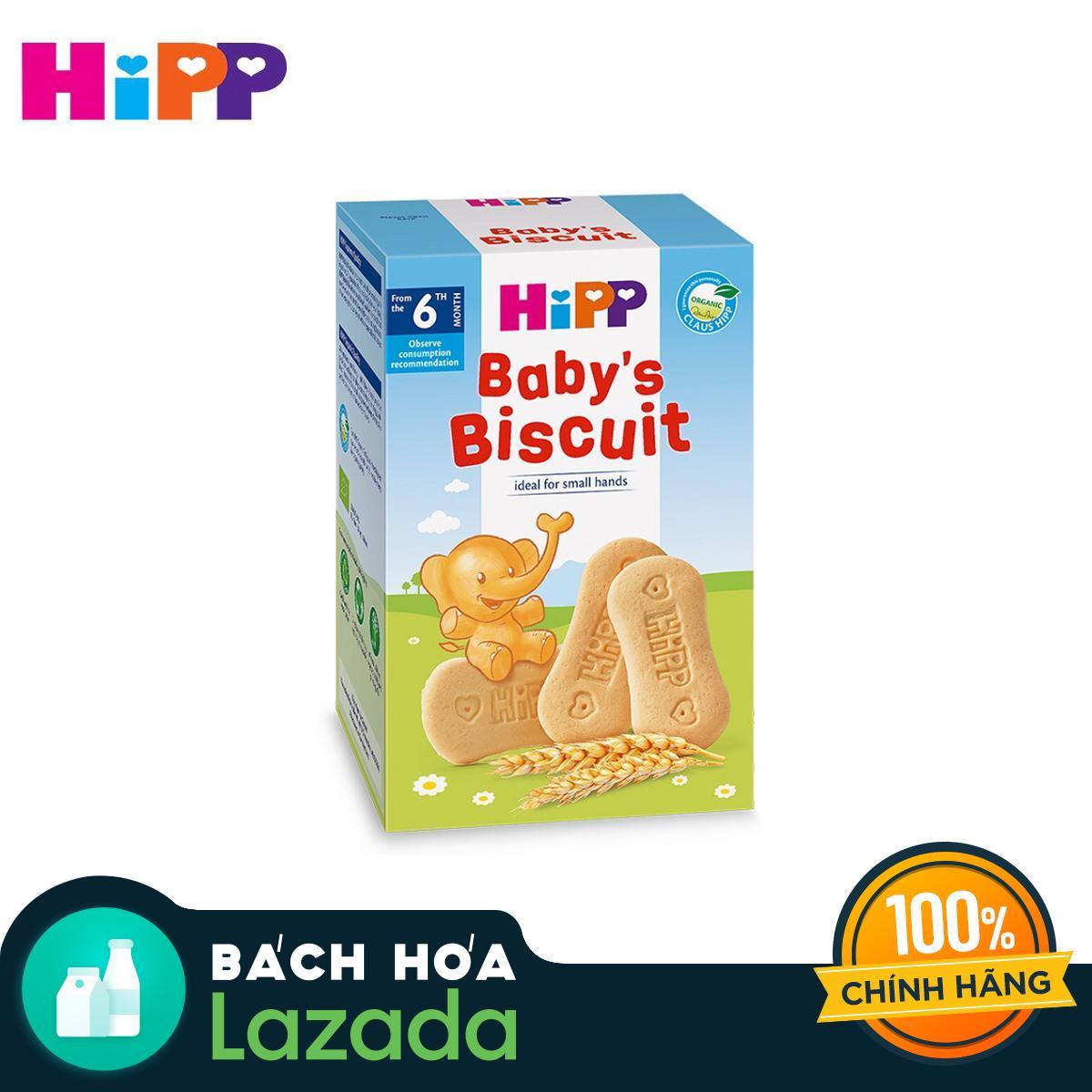 Bánh quy HiPP Organic 150g (dành cho trẻ từ 6...
