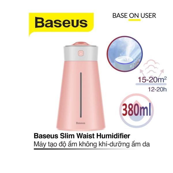 Máy Phun Sương Baseus Slim Waist Humidifier chất liệu ABS cao cấp không tạo ra tiếng ồn