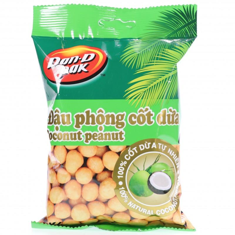 Đậu phộng cốt dừa Dan-D Pak gói 170g