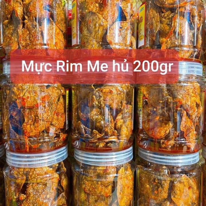 Mực Rim Me ( ăn Liền ) Là Món ăn Ngon Của Đặc Sản Biển Phan Thiết NGỌC DŨNG Không Thể Rẻ Hơn tại Lazada