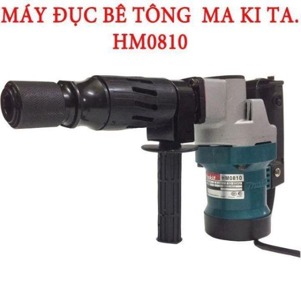 Máy đục bê tông HM0810- máy đục bê tông giá rẻ