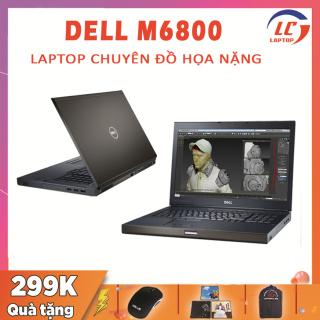 Laptop Đồ Họa Chuyên Nghiệp Dell Precision M6800, i7-4800MQ, VGA NVIDIA Quadro K3100M-4G, Màn 17.3 FullHD, Laptop Dell, Laptop i7 thumbnail
