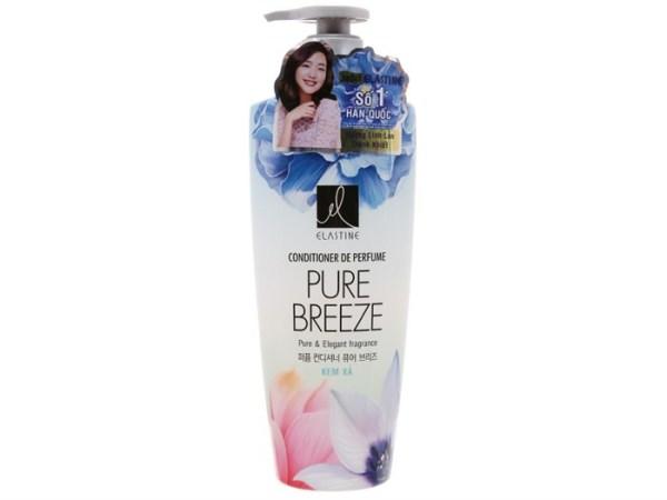 Dầu Xả Elastine Pure Breeze 600g