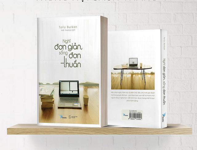 Nghĩ Đơn Giản, Sống Đơn Thuần - Tặng Bookmark Kẹp Sách