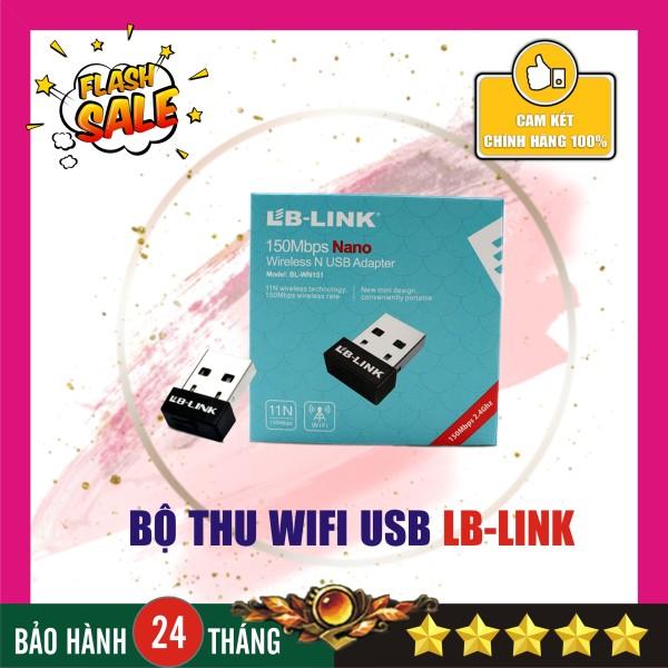 Bảng giá USB thu wifi cho máy tính bàn PC - USB wifi - chính hãng Phong Vũ