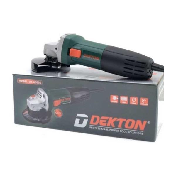 [HCM]DK-AG850 Máy mài góc 100mm Chính hãng Dekton